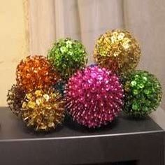 Weave A Ball · How To Make A Decorative Light · Papercraft on Cut Out + Keep