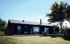 Sommerhus i Odsherred, Facade Facade Design, Outdoor Decor, Facades, Home Decor, Holiday, Terrace, Projects, Vacations, Interior Design