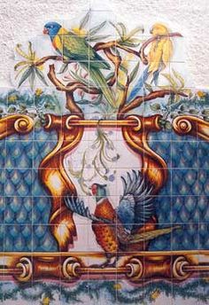 Carreaux Azulejos Portugal
