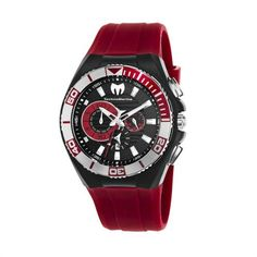 TechnoMarine Men's 112012 Cruise Locker Nylon Strap with Key Ring Watch TechnoMarine. Save 10 Off!. $495.00. Red nylon strap. Extra silicone strap and cover. Aluminum bezel. Chronograph. Water-resistant to 200 M (660 feet)