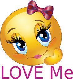 Love me smiley