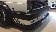 Voomeran mk2 front lip spoiler and cup wing - VW Tuning Mag