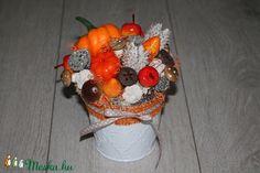 Őszi dísz, asztaldísz (melcsiangel) - Meska.hu Cake, Desserts, Food, Tailgate Desserts, Deserts, Kuchen, Essen, Postres, Meals