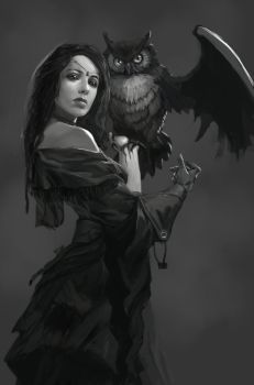 Want to discover art related to owl? Check out inspiring examples of owl artwork on DeviantArt, and get inspired by our community of talented artists. Owl Artwork, World Of Darkness, White Wolf, Bird Art, Witch, Gothic, Batman, Deviantart, Superhero