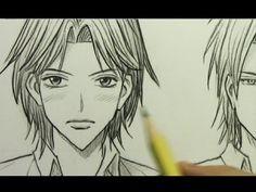How to Draw a Manga Face [part 1: SHOJO]
