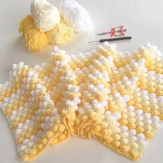 Ready To Ship ~ Neopolitan Baby Blanket, - Diy Crafts - Picpho Diy Crafts Knitting, Diy Crochet And Knitting, Crochet Bebe, Crochet Clothes, Afghan Crochet Patterns, Baby Knitting Patterns, Crochet Stitches, Crochet Baby Cocoon, Baby Blanket Crochet