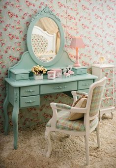 Best bedroom vintage romantic dressing tables Ideas Best bedroom vintage romantic dressing tables Id Decor, Bedroom Design, Room Inspiration, Furniture, Bedroom Vintage, Bedroom Decor, Vintage Dressing Tables, Home Decor, Room Decor