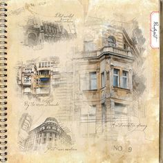 Sketchbook: By Susan Crosby