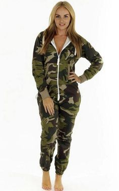 Fashion Printed Womens Onesie Finest Fashionable and Lavishness, Jumpsuit, Fleece Jumpsuit