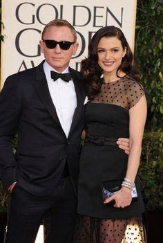 Daniel Craig and Rachel Weiss. One badass couple!