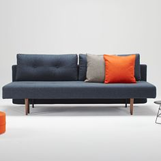 You will find the most beautiful sofa bed designs. If you want to have a sofa bed, you can get ideas. We share with you, sofa bed designs in this photo gallery. Large Sofa Bed, Futon Sofa Bed, Sleeper Sofa, Sofa Design, Canapé Design, Design Ideas, Vintage Sofa, Furniture Vancouver, Man Cave Furniture