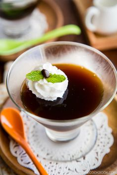 Japanese Coffee Jelly Recipe | Easy Japanese Recipes at JustOneCookbook.com