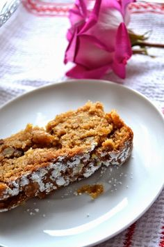 A Diary of Lovely: Recipe: Healthy Apple Cake