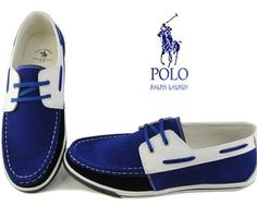 Men's Polo Shoes Trends