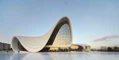 Zaha Hadid's Most Iconic Buildings -