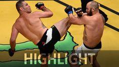 Cain Velasquez vs. Travis Browne - UFC 200 Highlights