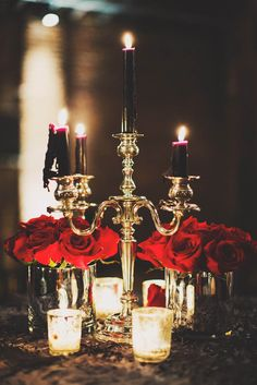Weddings - A big pool of wedding plans. romantic weddings theme red suggestions pinned on this date 20190303 wedding ref 9868041816 - Dark wedding - Halloween Vampire Wedding, Gothic Wedding, Gangster Wedding, Halloween Wedding Centerpieces, Wedding Decorations, Masquerade Decorations, Masquerade Ball Party, Halloween Chic, Halloween Ideas