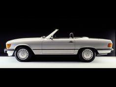 1971-1989 Mercedes-Benz R 107 SL Class - After 1985 Facelift 3 - 1920x1440 - Wallpaper
