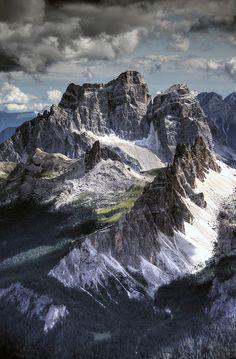 Monte Pelmo, Belluno , Veneto , Italy