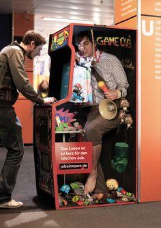 Chcete být hracím automatem?