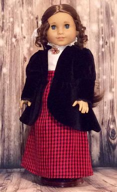 7544f6bbe5b Doll clothes for American Girl Doll by NoreensDollClothes on Etsy ...