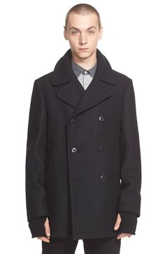 Fidelity Sportswear Pea Coat Made in USA | Fidelity Men's styles ...