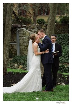 Moriah and Justin's wedding and reception took place at Pomme, a Peachtree Catering venue that is a beautiful oasis in Radnor, PA. April 15th wasn't the date they had originally planned for but their wedding was perfectly timed. They said their wedding vows among spring blossoms at Pomme, a reminder of the new life and …