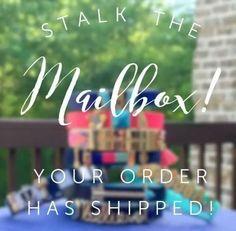 Stalk your mailbox