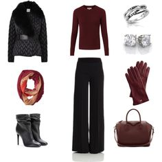 Без названия #11 by olga-polomoshnova on Polyvore featuring мода, Burberry, Moncler, P.A.R.O.S.H., Givenchy and BCBGeneration
