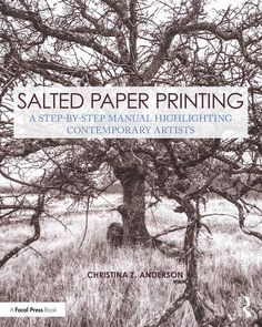 Salted Paper Printing: A Step-by-Step Manual Highlighting Contemporary Artists (Contemporary Practices in Alternative Process Photography) Time Lapse Photography, Photography Camera, Photography Ideas, Digital Camera Tips, Alternative Photography, Experimental Photography, Cyanotype, Contemporary Artists, Modern Art