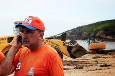 Prefeito de Vila Velha no ES, inicia obras de drenagem da água das chuvas que castigaram aquele estado. - MM ON