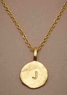 Can't wait to get my initial pendant. Have been looking around for a great price and found it at Ideeli.com!