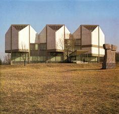 Museum of Contemporary Art, Belgrade, 1960's