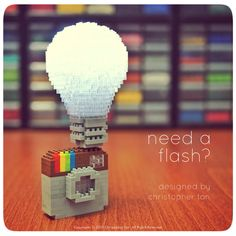 Need a flash for your camera?
