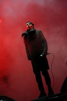 Marilyn Manson by Florian Denis, Metalorgie (Hellfest 2015 : Samedi)