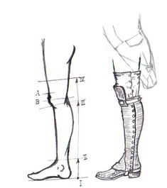 Gaiters and Legs by TheBaronet on deviantART British Army Uniform, British Uniforms, 18th Century Clothing, 18th Century Fashion, Historical Costume, Historical Clothing, Pirate Art, 18th Century Costume, Costume Patterns