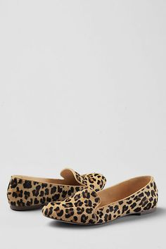 the perfect leopard flat