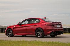 In arrivo un'Alfa Romeo Giulia da 350Cv?