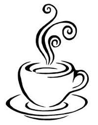 Image result for how to draw a coffee cup with steam