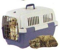 Marchioro Clipper Cayman 7 Blue/beige (Catalog Category: Dog / Carriers)