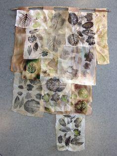 Exam work Experimental Processes Working with nature. Textiles Sketchbook, Art Sketchbook, Natural Form Art, A Level Textiles, A Level Art, Level 3, Tea Bag Art, Creative Textiles, Textiles Techniques