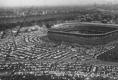 The San Siro Stadio, AC Milan and Inter Milan in the Sports Stadium, Ac Milan, Brutalist, City Photo, Around The Worlds, Urban, Landscape, Travel, Outdoor