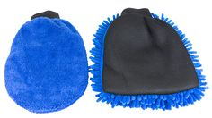 http://www.amazon.com/review/R3VKJ409E9LWND/    Great scrub mitt for getting bugs off your car without scratching the paint .