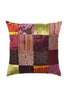 INDISKA - fall 2012    www.indiska.com    #patchwork #bohmo #bohemian modern
