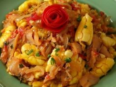 How to Make Ackee and Saltfish, Jamaican Recipes, Jamaican Cooking