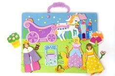 FeltTales Pretty Princess Storyboard * Check out this great product.