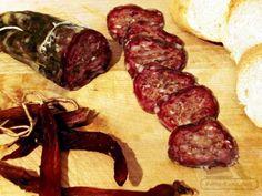 Salam de casa-reteta asemanatoare cu salamul de Sibiu