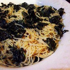 https://flic.kr/p/yE7UTC | Vegan supper - Spinach Garlic Pasta - Spaghetti with spinach on a garlicky coconutcream sauce. Real vegan comfy food for food lovers yummy #vegan #veganeats #vegancook #veganfoodporn #veganfood #foodtube #foodblogger #foodporn #veganism #veganlifestyle #f | via Instagram ift.tt/1NQM3ze