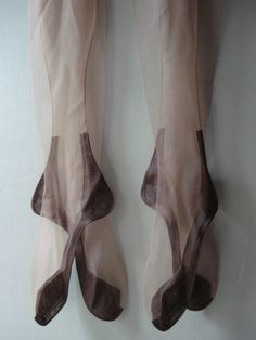 A girl can never have too many seamed stockings #stockings #hosiery