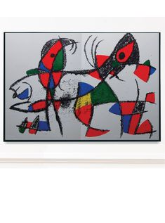Joan Miró - Original Limited Edition Lithograph 1975 – Art & Vintage Store Ltd